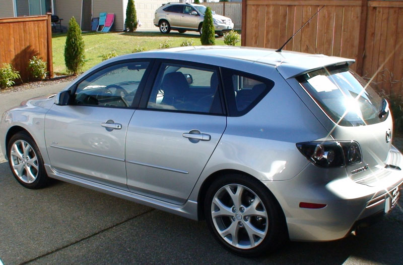 2007 mazda 3 s touring hatchback the original mazda3 forum. Black Bedroom Furniture Sets. Home Design Ideas