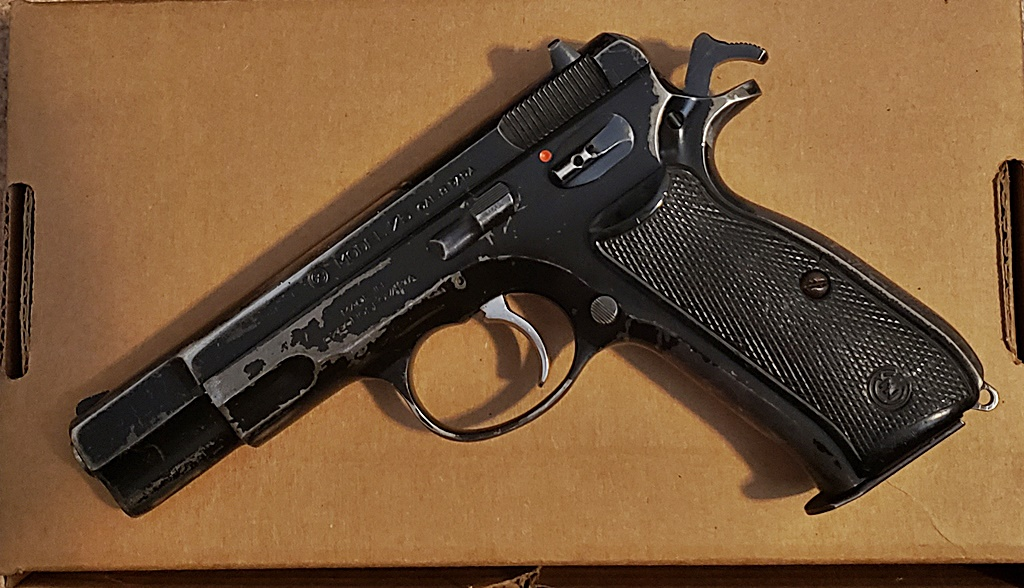 New to me import CZ 75