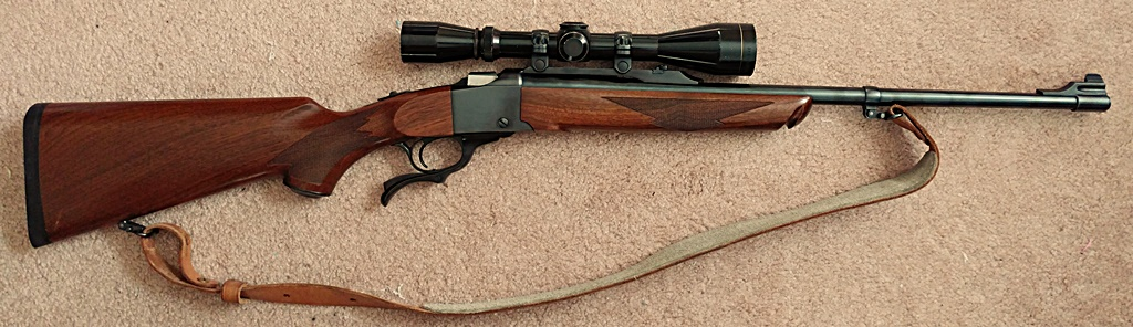 RugerForum com • View topic - My first No 1: 7x57 Mauser