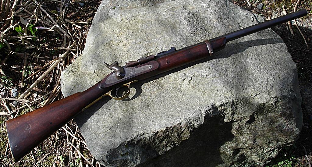 Snider-Enfield Canadian Cadet Carbine Mk II*  577 Antique - AR15 COM